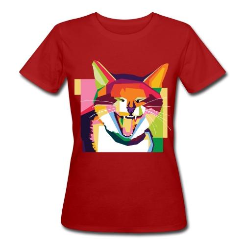 p3tshirt - Frauen Bio-T-Shirt