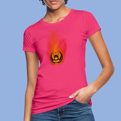 Seven nation army Fire - T-shirt bio Femme