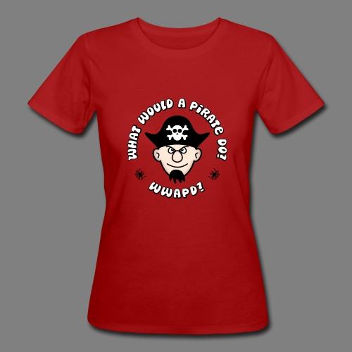 WWAPD? - Frauen Bio-T-Shirt