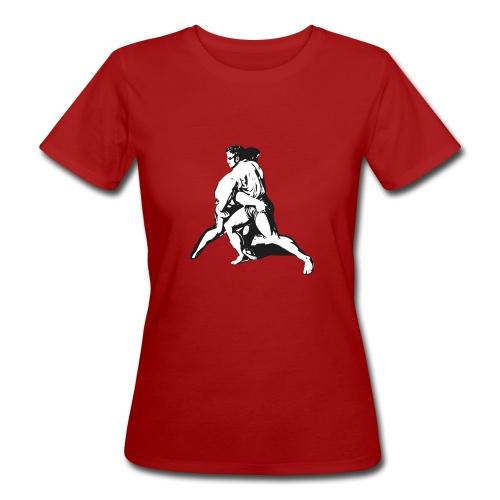 Schwinger - Frauen Bio-T-Shirt