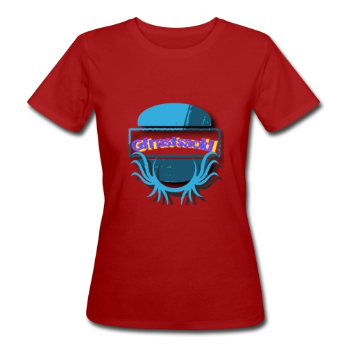 94F24FE4 810F 47EB BECE 2937C29EAAC7 - Frauen Bio-T-Shirt