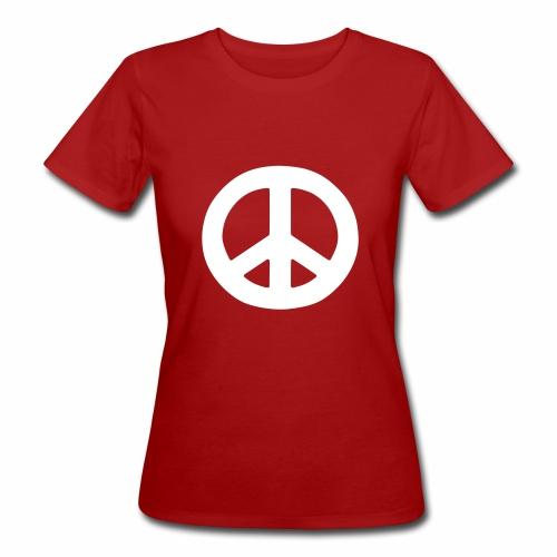 Peace - Women's Organic T-Shirt