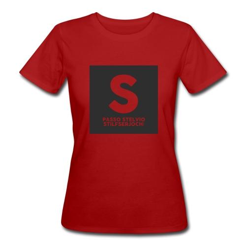 SQUARE - T-shirt ecologica da donna