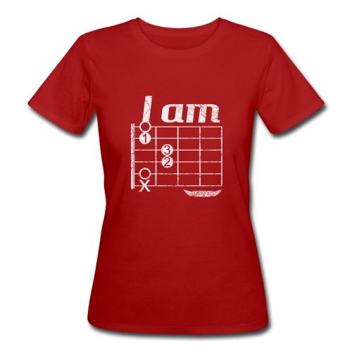 A moll light - Frauen Bio-T-Shirt