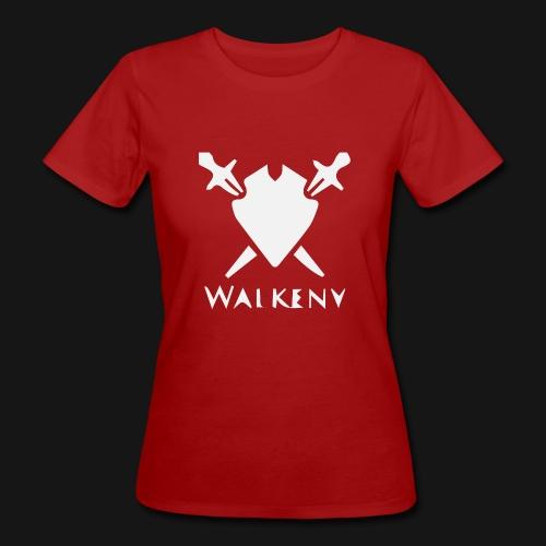 Walkeny Schwert Logo! - Frauen Bio-T-Shirt