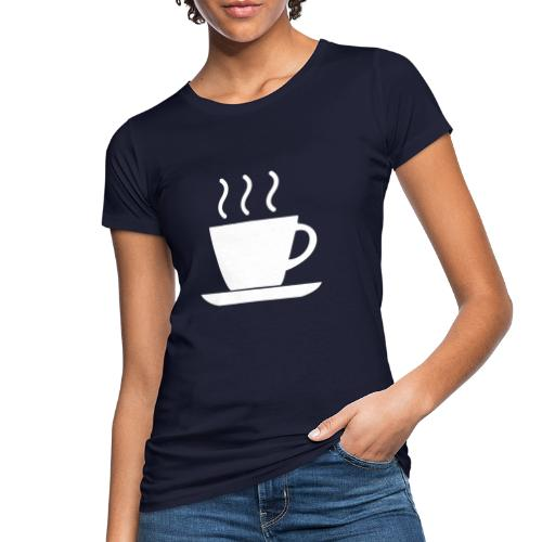 coffee - T-shirt ecologica da donna
