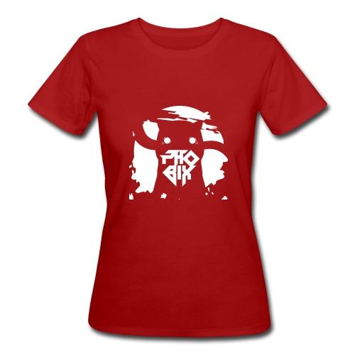 white 01big png - Frauen Bio-T-Shirt