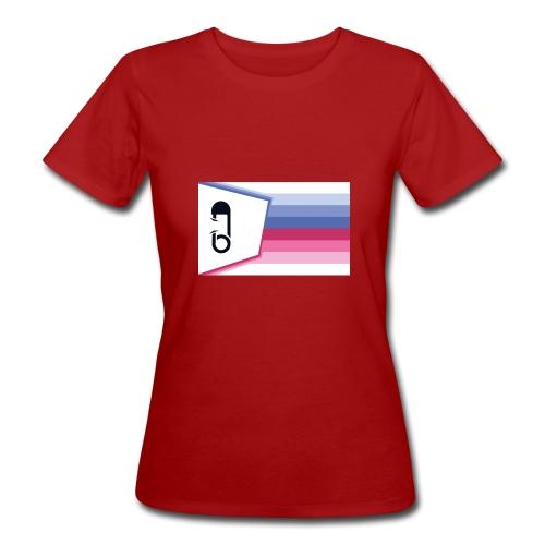 ABDL Knapp - Ekologisk T-shirt dam