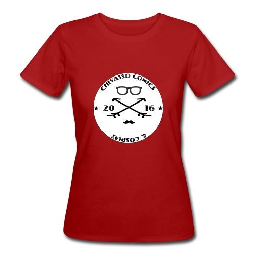 TAZZA - Chivasso Comics and Cosplay - T-shirt ecologica da donna