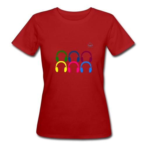 Headphones Tarifa - Camiseta ecológica mujer