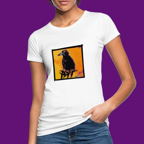 crow pop tee - T-shirt bio Femme