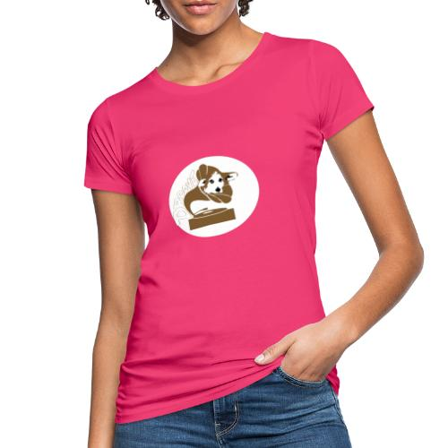 Droove logo - Vrouwen Bio-T-shirt
