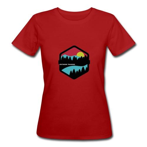 Outdoor - T-shirt bio Femme
