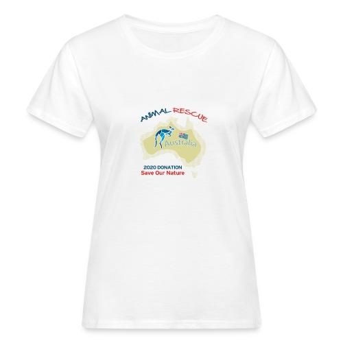 Australien - Spendenaktion - Animal Rescue - Frauen Bio-T-Shirt