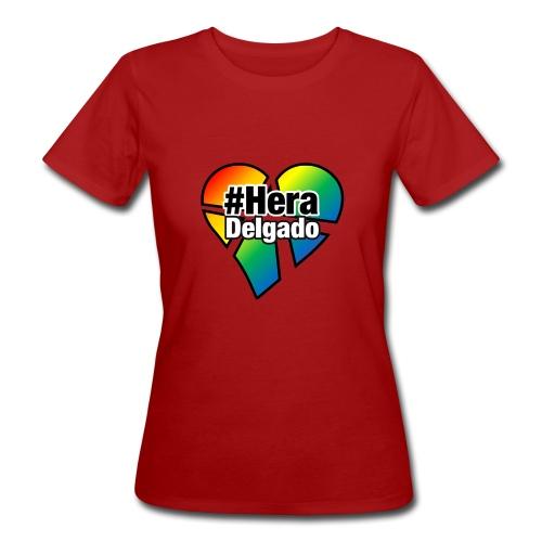 #HeraDelgado - Frauen Bio-T-Shirt