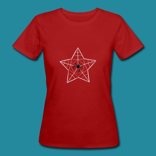 étoile d'araignée - T-shirt bio Femme