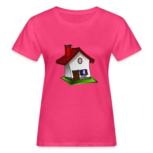 Haus - Frauen Bio-T-Shirt