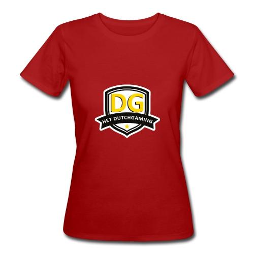 dg - Vrouwen Bio-T-shirt