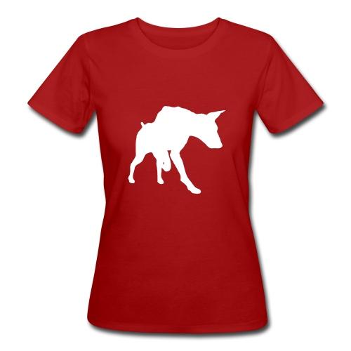 Metal Gear Online - Doberman Rank - T-shirt ecologica da donna
