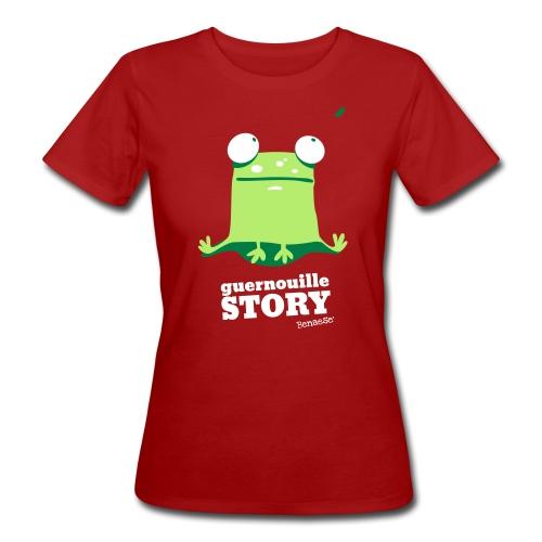 benaese_guernouille2 - T-shirt bio Femme