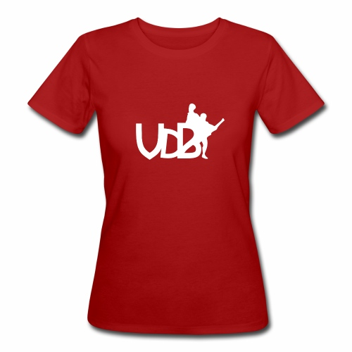 Linea VdB Bianco - T-shirt ecologica da donna
