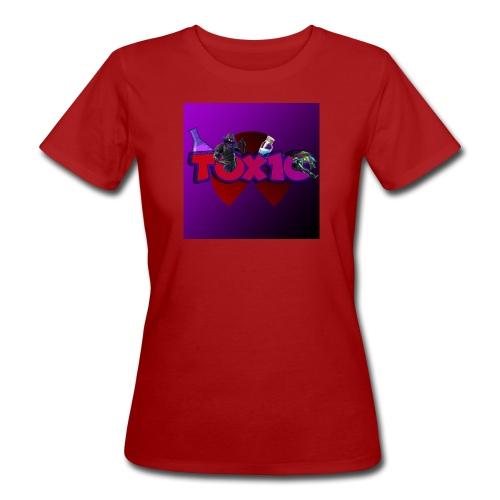 toxic paita - Naisten luonnonmukainen t-paita