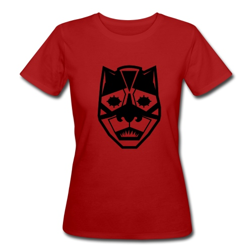 Mask Black - T-shirt ecologica da donna