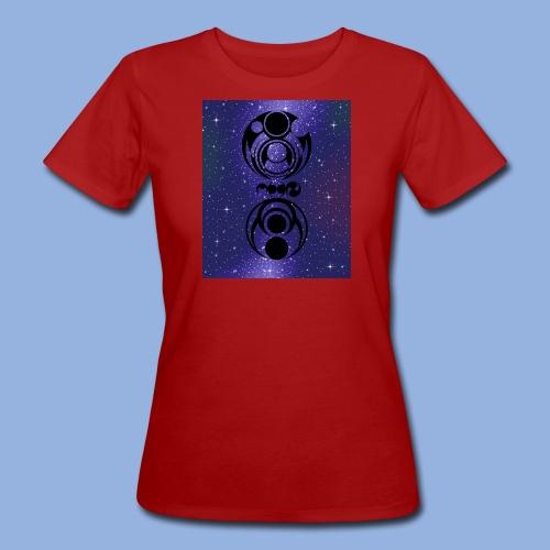Knocking on heaven's door Space 1 - T-shirt bio Femme
