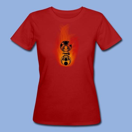 Knocking on heaven's door Fire - T-shirt bio Femme