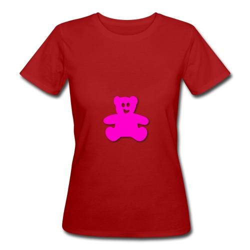 teddy bär - Frauen Bio-T-Shirt