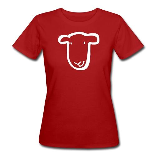 Baby Schaf - Frauen Bio-T-Shirt