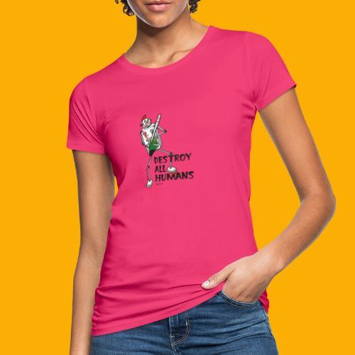 Dat Robot: Destroy Series Killer Clown Light - Vrouwen Bio-T-shirt