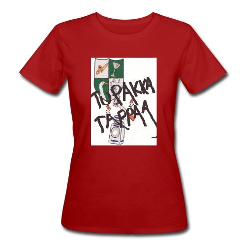 Tupakka tappaa - Naisten luonnonmukainen t-paita