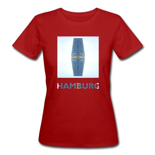 Hamburg #1 - Frauen Bio-T-Shirt