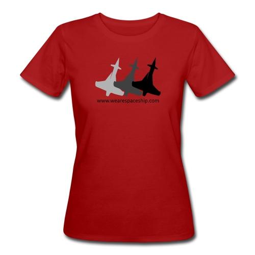 neu logo png - Frauen Bio-T-Shirt