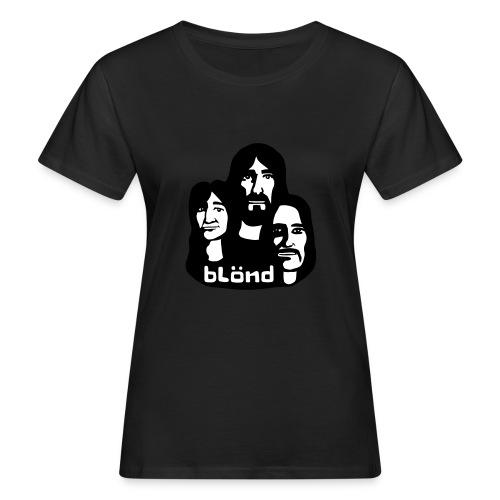 Blönd Gesichter 2 - Frauen Bio-T-Shirt