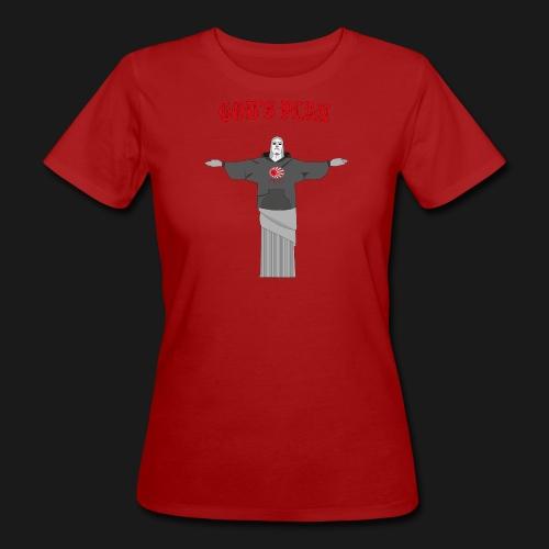 God's Plan - T-shirt bio Femme