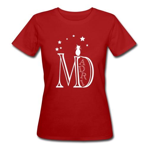 MadriG - Camiseta ecológica mujer