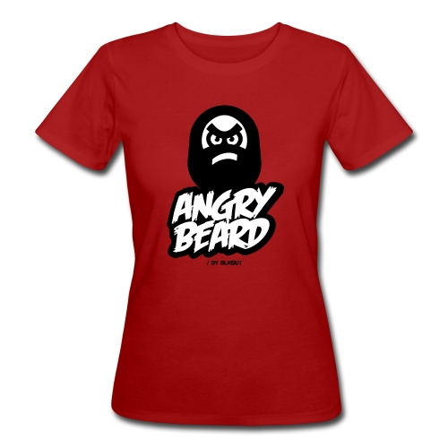 ANGRY BEARD - Ekologiczna koszulka damska