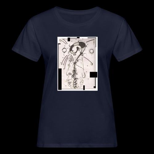 The Shah Do Ha Gallery Of Heaven s Pillar - Women's Organic T-Shirt