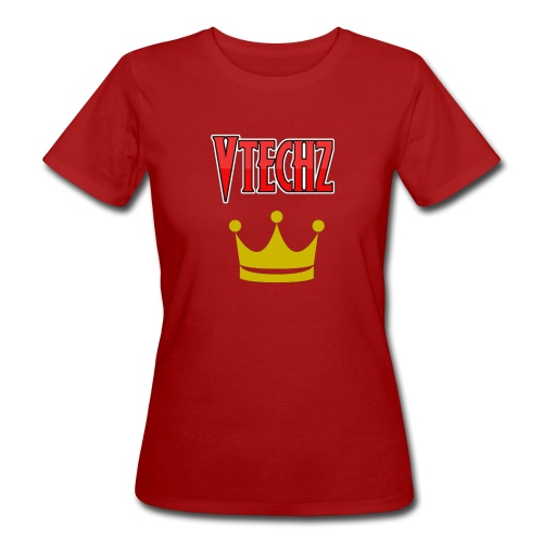 Vtechz King - Women's Organic T-Shirt
