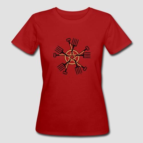 PAGAN GARDENER - Women's Organic T-Shirt
