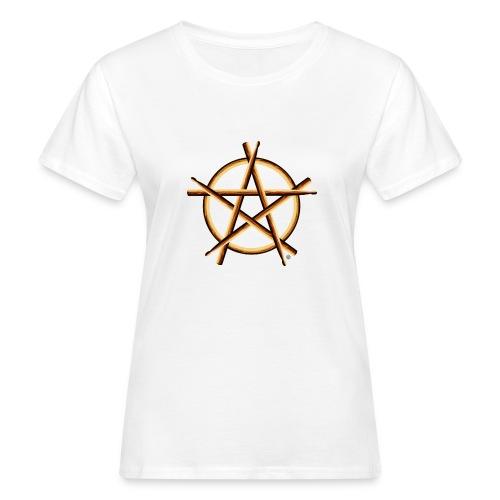 PAGAN DRUMMER - Women's Organic T-Shirt