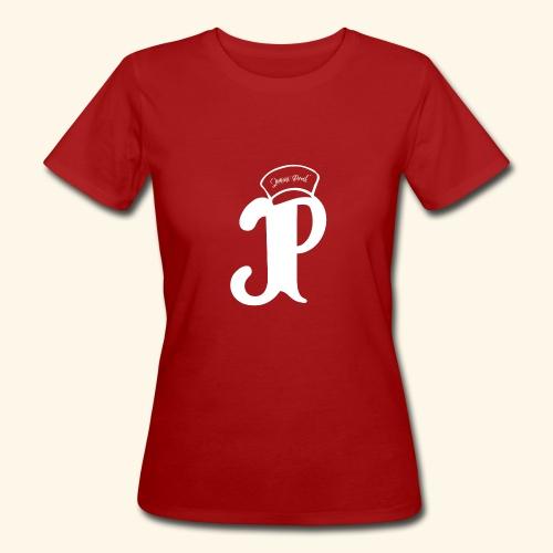Jimini Prod' Logo Blanc - T-shirt bio Femme