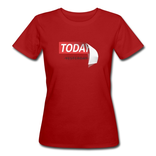 Today - T-shirt ecologica da donna