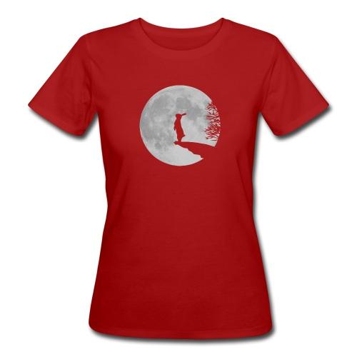 Wolfinchen hase kaninchen häschenosterhase bunny - Frauen Bio-T-Shirt