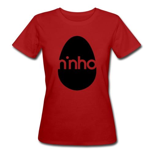 Ninho - T-shirt ecologica da donna