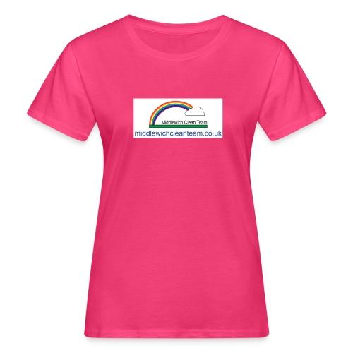mctlogoweb - Women's Organic T-Shirt