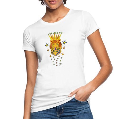 Star Tiger für dich - Frauen Bio-T-Shirt