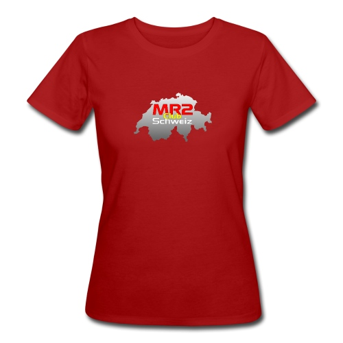 Logo MR2 Club Logo - Frauen Bio-T-Shirt